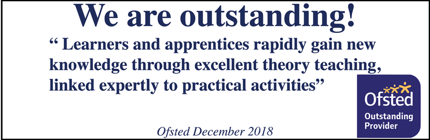 Ofsted rate BRS as Outstanding